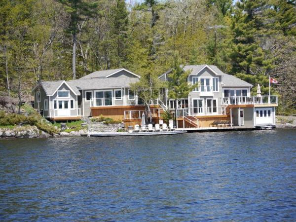 Muskoka Ontario Vacation Rental House Canada Halcyon