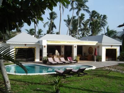 Casa Inca Beach Front Villa in Dominican Republic
