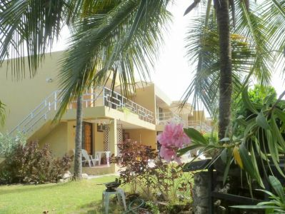 Moonraker apartments at Surfer's Bay Barbados