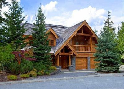 Whistler, British Columbia, Vacation Rental Chalet
