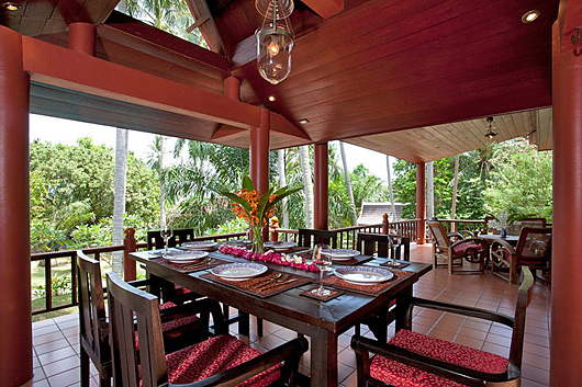 Laem Set Beach, Koh Samui, Vacation Rental Villa