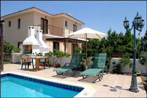 Oroklini, Larnaca, Vacation Rental Villa